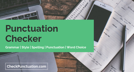 check punctuation online free app